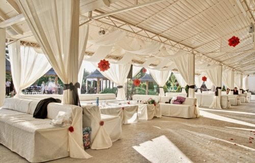 interior sala nunti